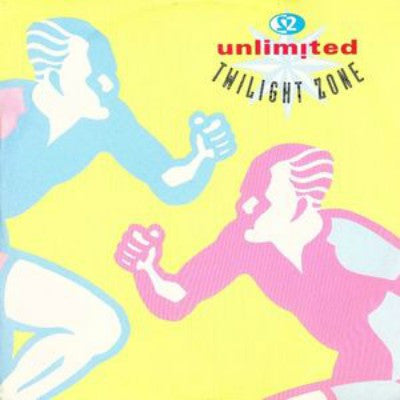 2 Unlimited ‎– Twilight Zone