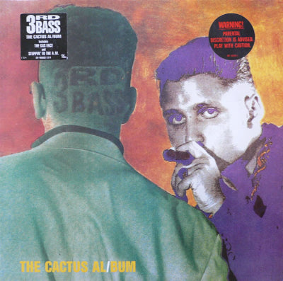 3rd Bass ‎– The Cactus Album
