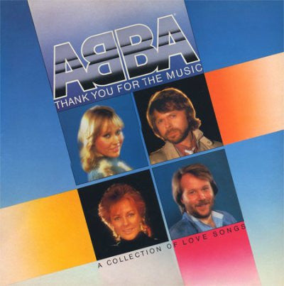 ABBA ‎– Thank You For The Music