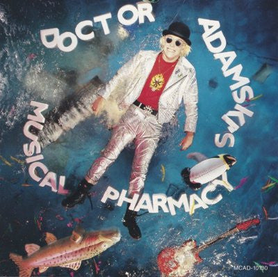 Adamski ‎– Doctor Adamski's Musical Pharmacy