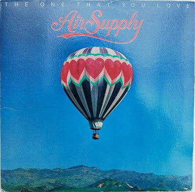 Air Supply ‎– The One That You Love