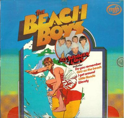 Beach Boys, The ‎– All Summer Long