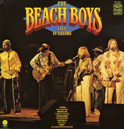 Beach Boys, The ‎– Live In London