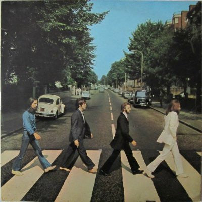 Beatles, The ‎– Abbey Road