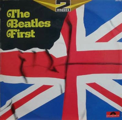 The Beatles ‎– The Beatles First (2xLP)
