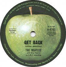 Beatles, The ‎– Get Back