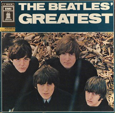 The Beatles ‎– Beatles' Greatest