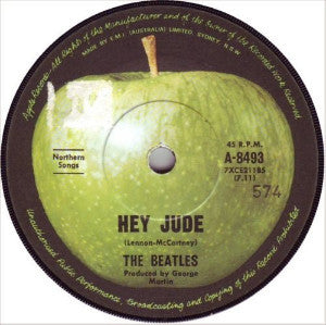 Beatles, The ‎– Hey Jude