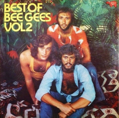 Bee Gees ‎– Best Of Bee Gees Vol. 2