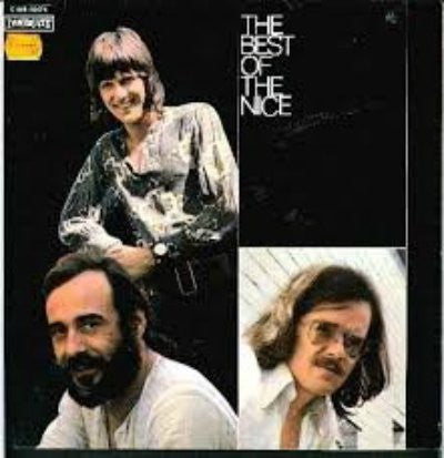 The Nice ‎– The Best Of The Nice