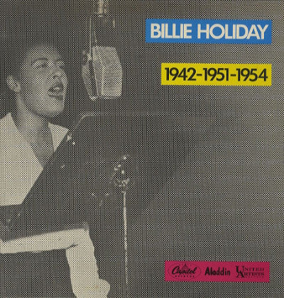 Billie Holiday ‎– 1942-1951-1954