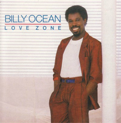 Billy Ocean ‎– Love Zone