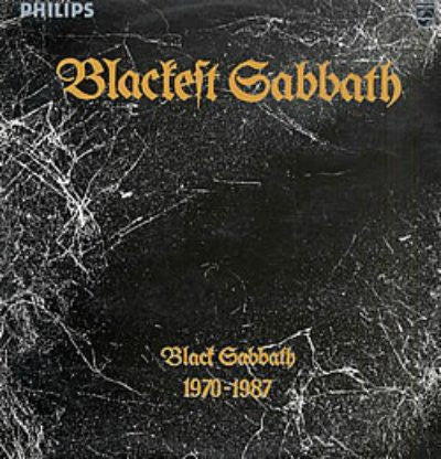 Black Sabbath ‎– Blackest Sabbath (2xLP)