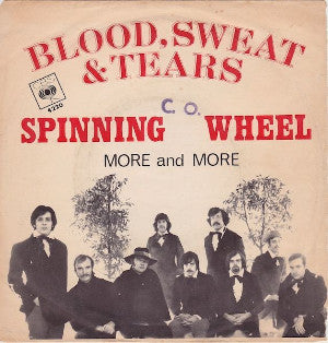 Blood, Sweat & Tears ‎– Spinning Wheel