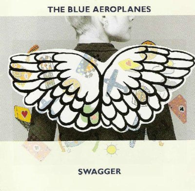 The Blue Aeroplanes ‎– Swagger