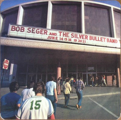 Bob Seger & The Silver Bullet Band ‎– Nine Tonight (2xLP)