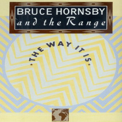Bruce Hornsby And The Range ‎– The Way It Is