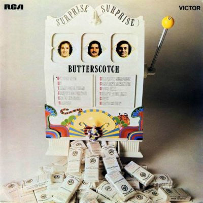 Butterscotch  ‎– Don't You Know Butterscotch?