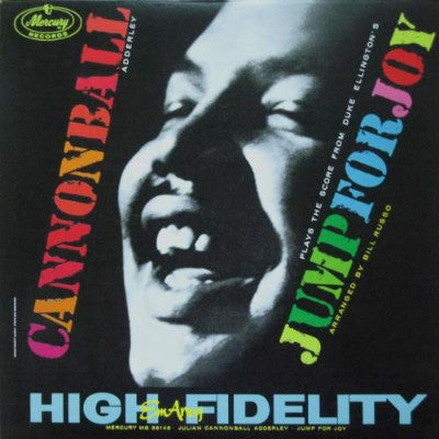 Cannonball Adderley ‎– Jump For Joy