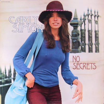 Carly Simon ‎– No Secrets