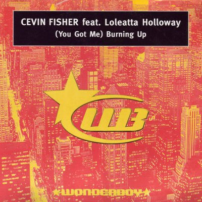 Cevin Fisher ‎– (You Got Me) Burning Up