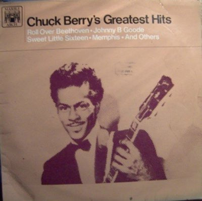 Chuck Berry ‎– Greatest Hits