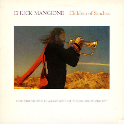 Chuck Mangione ‎– Children Of Sanchez (2xLP)