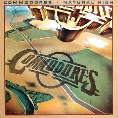 Commodores ‎– Natural High