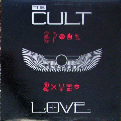 Cult, The ‎– Love