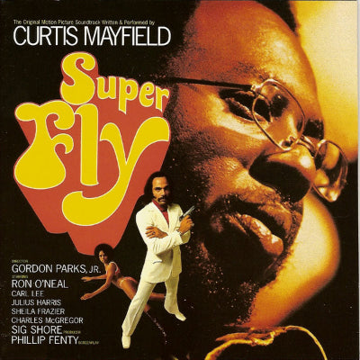 Curtis Mayfield ‎– Superfly