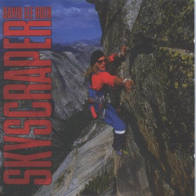 David Lee Roth ‎– Skyscraper