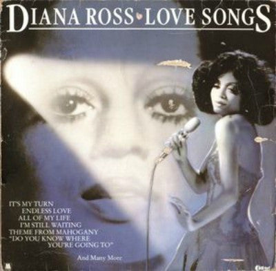 Diana Ross ‎– Love Songs