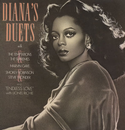 Diana Ross ‎– Diana's Duets