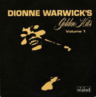Dionne Warwick ‎– Golden Hits - Part One