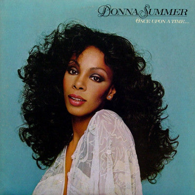 Donna Summer ‎– Once Upon A Time... (2xLP)
