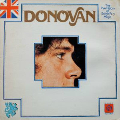 Donovan ‎– The Pye History Of British Pop Music