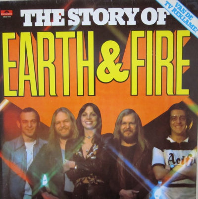 Earth & Fire ‎– The Story Of Earth & Fire
