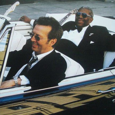 B.B. King & Eric Clapton ‎– Riding With The King