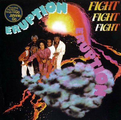 Eruption ‎– Fight Fight Fight
