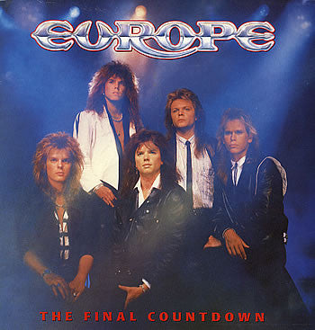 Europe  ‎– The Final Countdown