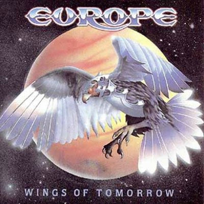 Europe  ‎– Wings Of Tomorrow