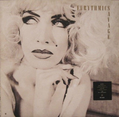 Eurythmics ‎– Savage