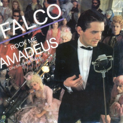 Falco ‎– Rock Me Amadeus (Special Salieri Club Mix)