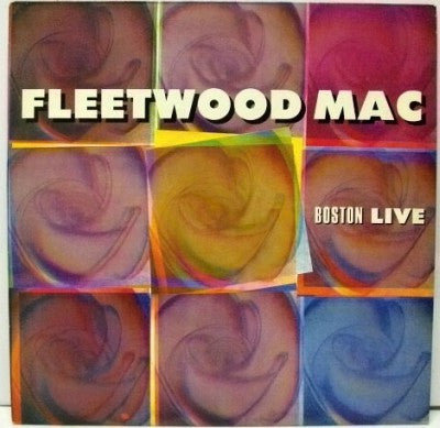 Fleetwood Mac ‎– Boston Live