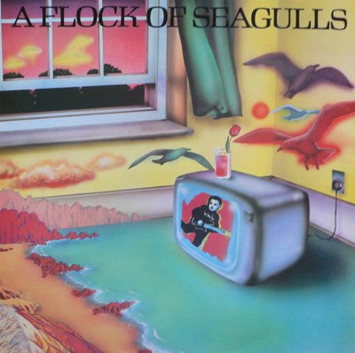 A Flock Of Seagulls ‎– A Flock Of Seagulls