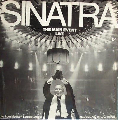 Frank Sinatra ‎– The Main Event (Live)