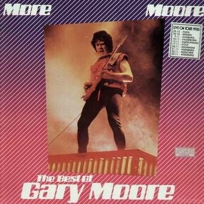 Gary Moore ‎– More Moore