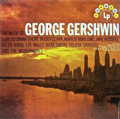 Various ‎– The Music Of George Gershwin