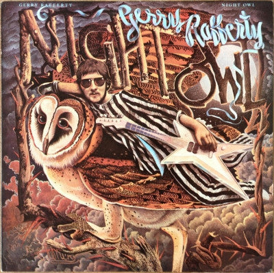 Gerry Rafferty ‎– Night Owl