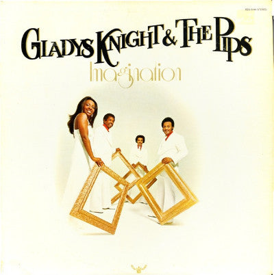 Gladys Knight & The Pips ‎– Imagination